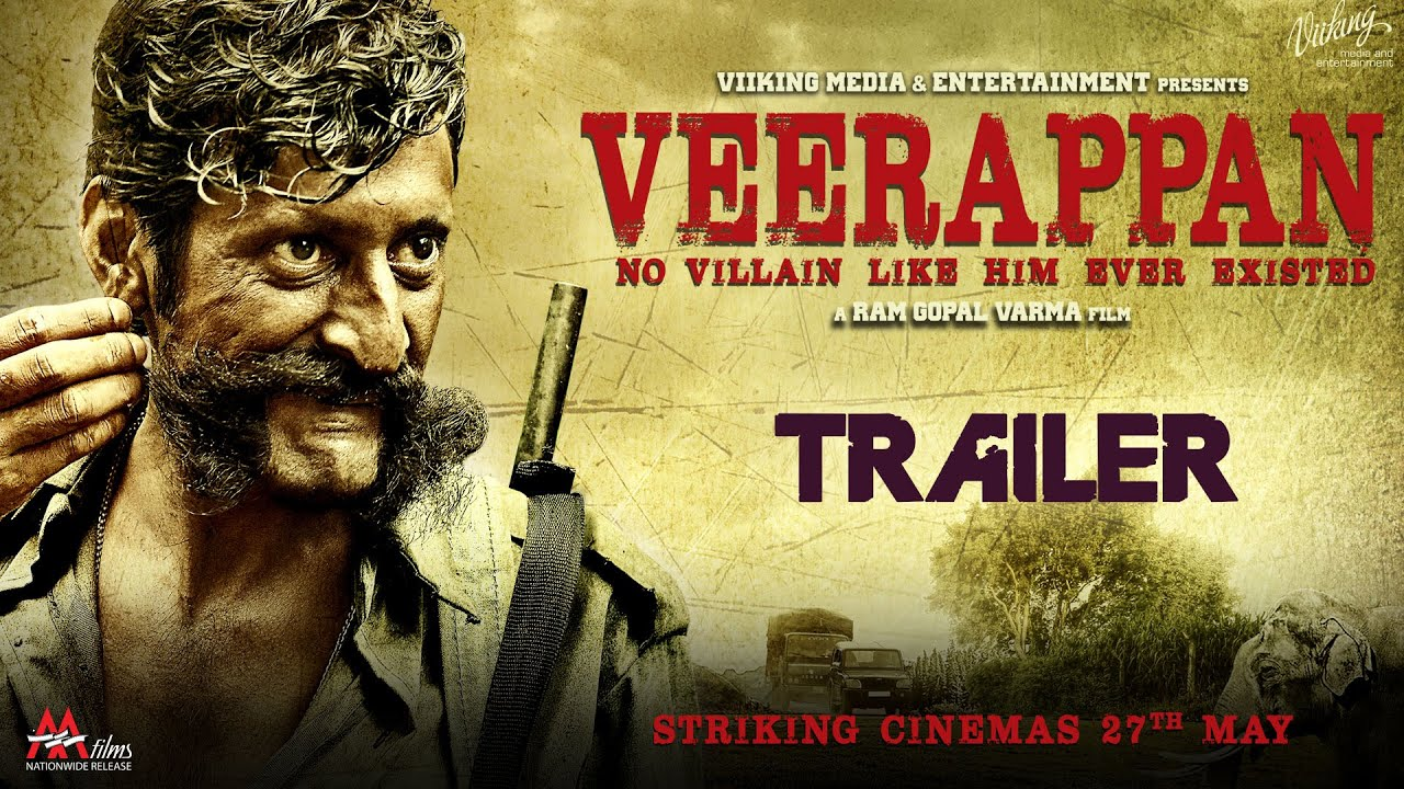 Veerappan | Official Trailer
