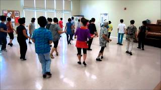 Eres One - Line Dance (Walk Thru & Danced)