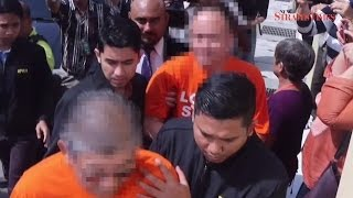 VIP father and son duo remanded over Penang land scandal probe