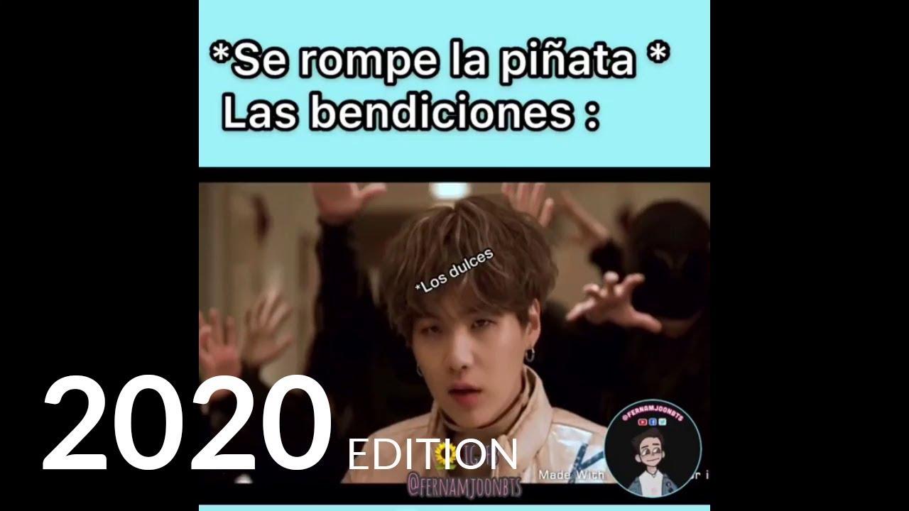 BTS MEMES EN 2020 (MOTS7 Edition) ❤️