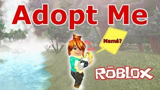 😭 No one adopts me in ROBLOX 😭 ADOPT ME
