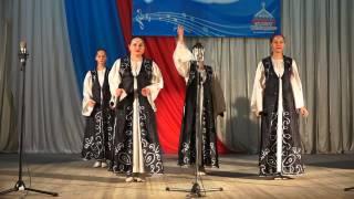 """Ансамбль """"Святки"""" (п. Кавалерово) -  Берега"""