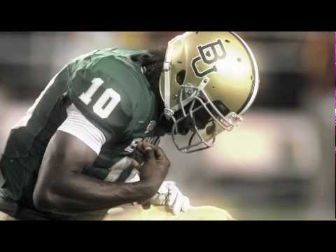 Baylor Football: Robert Griffin III - The Career