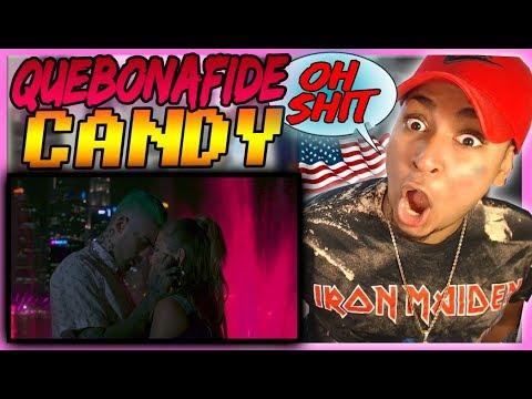 AMERICAN POLISH RAP REACTION Quebonafide ft. Klaudia Szafrańska - Candy tede bedoes , ostr sir mirch