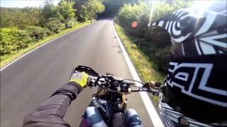 Tm Smr 125 vs Tm Black Dream 125 Full Gas | GoPro Hero 3+