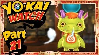 Yo-Kai Watch - Part 21 | The Checkup Of Doom! [English Gameplay Walkthrough]