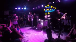 """letlive.-""""Muther"""" (LIVE 2015) @ Chain Reaction"""