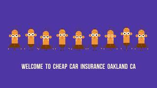 Cheap Car Insurance in Oakland CA