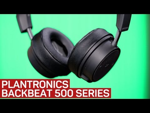 Plantronics's relatively cheap BackBeat 500 Bluetooth headphone exceeds expectations