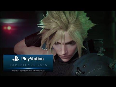 Final Fantasy VII Remake - PSX 2015 Trailer - YouTube