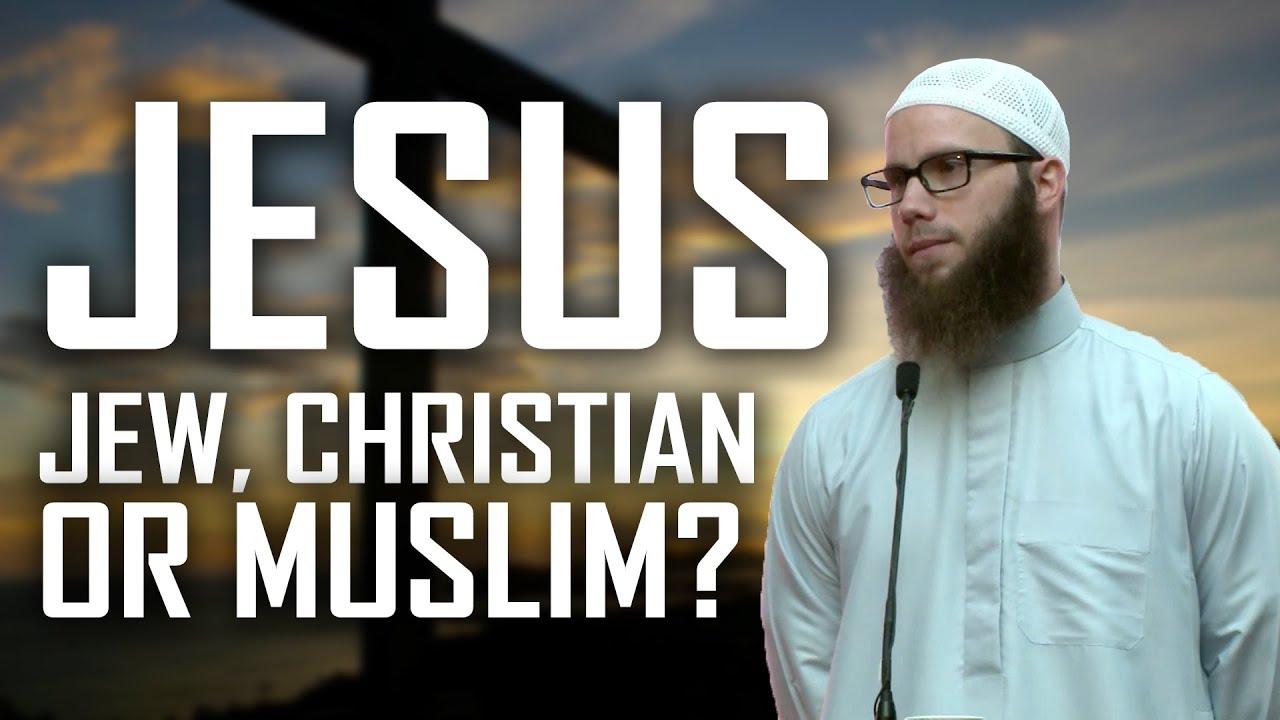 WAS JESUS A MUSLIM PDF
