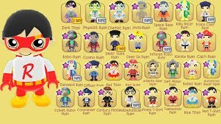 Tag with Ryan - Unlock All Ryan Characters