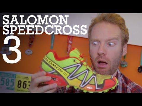 SALOMON SPEEDCROSS 3 - GingerRunner.com Review