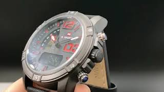 Naviforce NF9095 Sport Watch with Japanese Movement