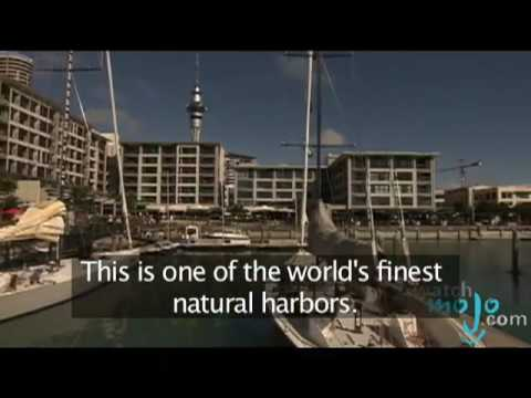 Travel Guide - Wellington, New Zealand (with Closed Caption)