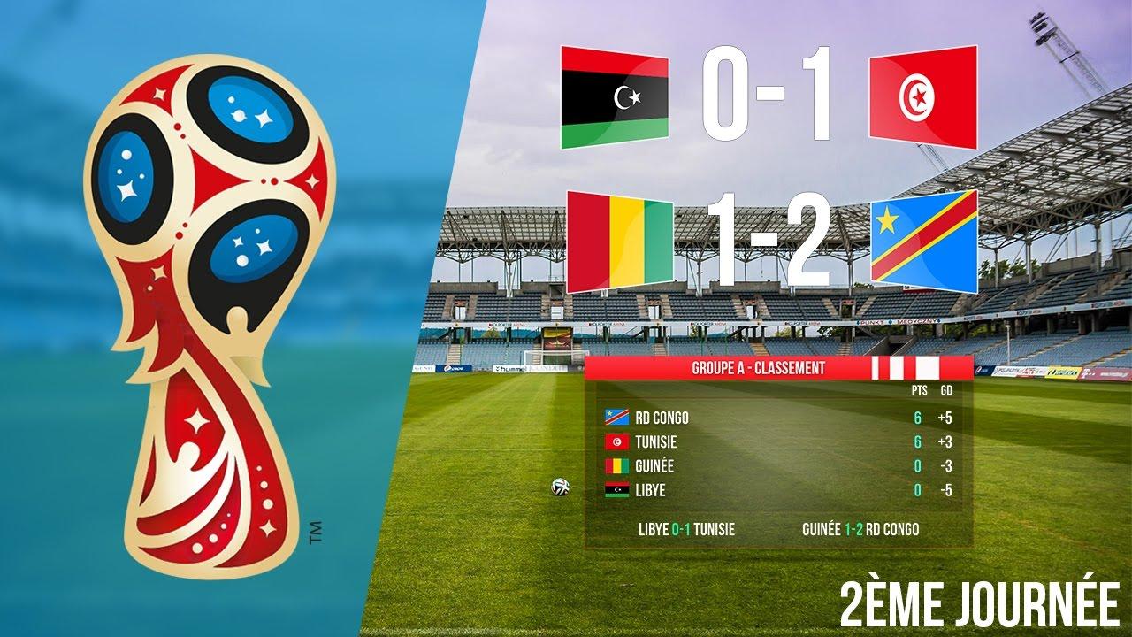 Eliminatoires coupe du monde 2018 r sultats classements - Resultat foot eliminatoire coupe du monde ...
