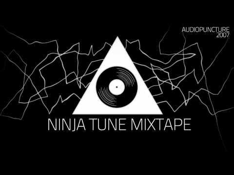 Audiopuncture - Ninja Tune Mixtape