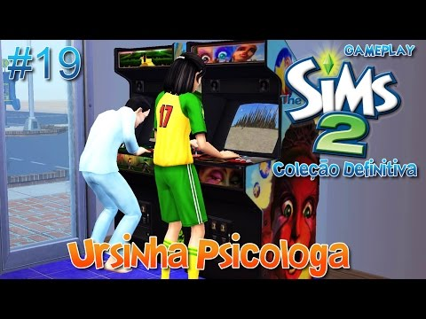 The Sims 2 #19 - Ursinha Psicóloga