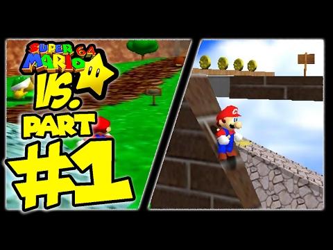 Super Mario 64 VS. Part 1: It's Hillary Clinton!!!