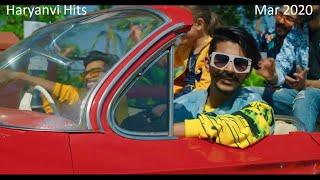 Top 20 Haryanvi Songs of Mar 2020   Latest Haryanvi Songs   Haryanvi DJ Hits  