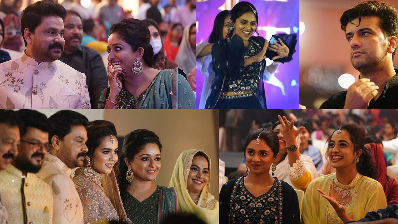 Download Nadirsha Daughter Aysha wedding SangeetBash full video l Dileep , KavyaMadhavan, Meenakshi ,Namitha