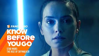 Know Before You Go: Star Wars: The Rise of Skywalker | Movieclips Trailers