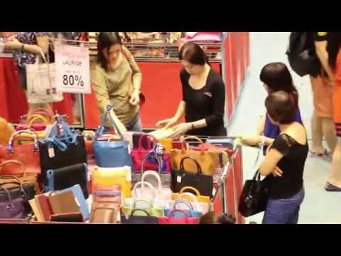 Takashimaya Shopping Centre, Singapore on a May 2014 Saturday