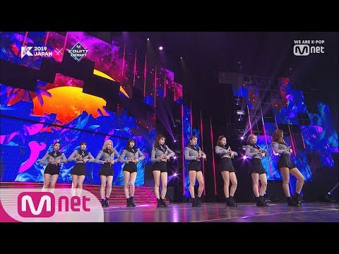 [KCON 2019 JAPAN] TWICE - INTRO + FANCYㅣKCON 2019 JAPAN × M COUNTDOWN