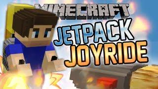 Minecraft - JETPACK JOYRIDE