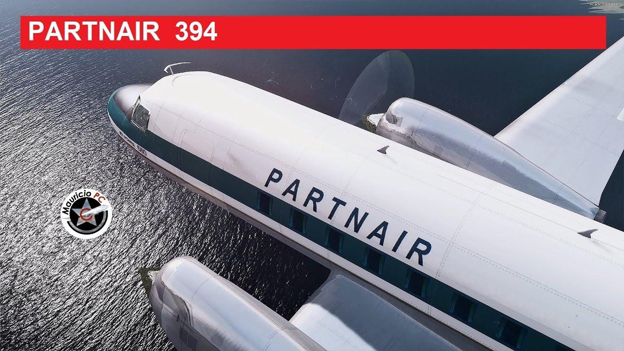 La aerolínea más tacaña del mundo - Partnair 394