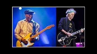 キース・リチャーズとジェフ・ベックはバディ・ガイの新曲「コニャック...
