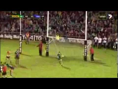 International Rules 2013 - First Test Highlights