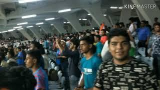 India Vs Bangladesh Football Match Live from Stadium || Kolkata || FIFA World Cup Qualifier