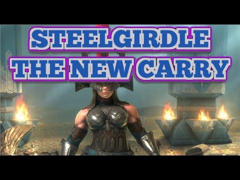 Raid: Shadow Legends   Melga Steelgirdle