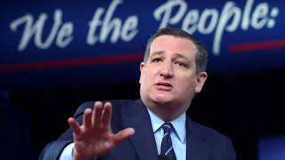 Ted Cruz: Media Wants to 'Tar and Feather' Any Conservative Republican