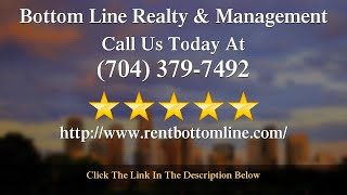 Bottom Line Realty & Management Review Fawnbrook Gastonia NC