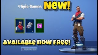 NOUVEAU PLAYSTAION PLUS CELEBRATION PACK 4 à Fortnite! - COMMENT GET A FREE SKIN, BACK BLING - EMOTICON