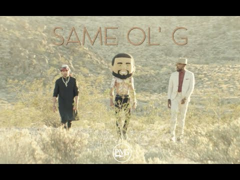 Pierre feat. Omar Kadir & Rome Castille - Same Ol' G(Official Music Video)