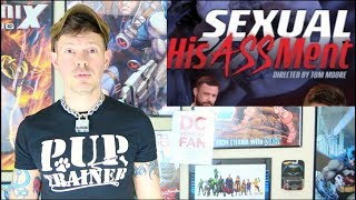 Sexual His Assment - CUT Gay XXX Movie Review - Safe For Work