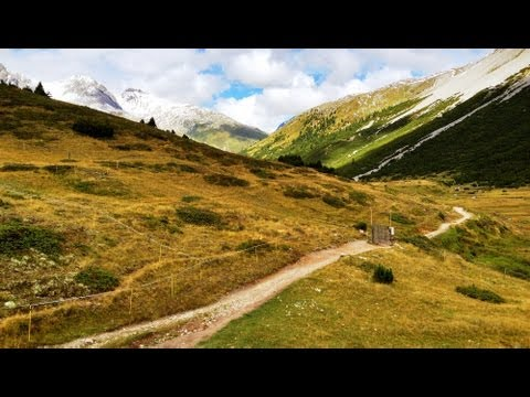 Alp Chapmatsch Mountain Biking | Switzerland