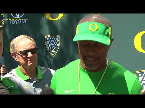 Willie Taggart Talks Quarterback Depth