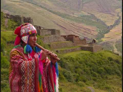 Traditional music from the Andes: Chasca - Sikuri Italaki