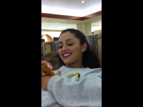 Cute Ariana Grande Video