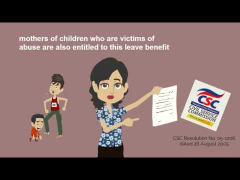 Violence Against Women and their Children (VAWC)