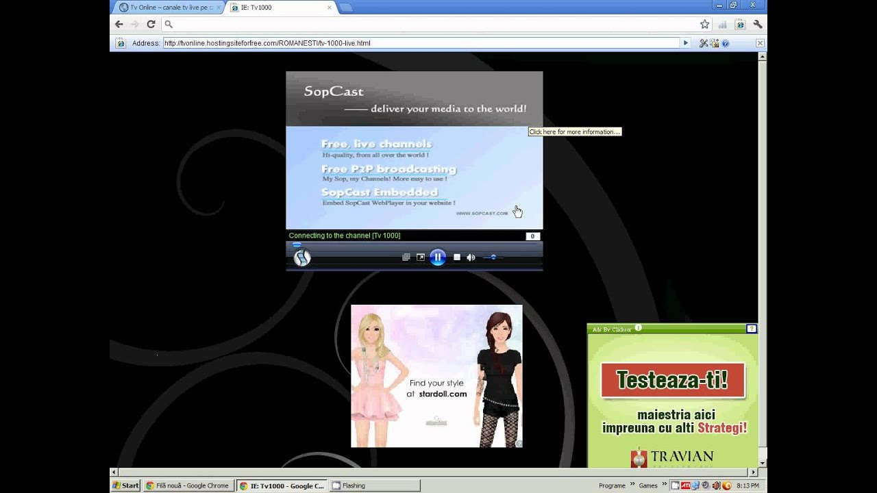 gratuitement sopcast 3.0.3