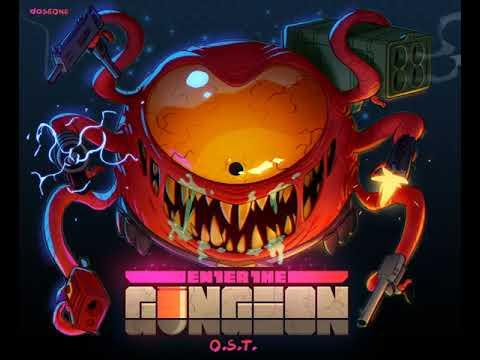 Enter the Gungeon - Unicorn Horn (Full Song, No game Sound)