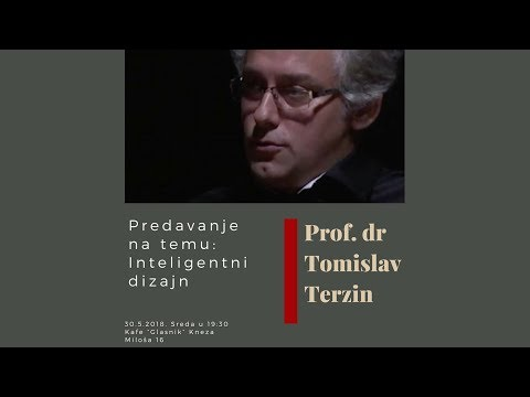 Tomislav Terzin - Inteligentni dizajn