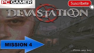 GAMEPLAY/DEVASTATION PC (INGLES) MISSION 4 (OLDGAME)/RZGAMER23