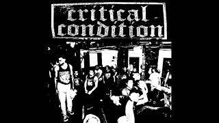 Critical Condition - Demo [2019 Fastcore]