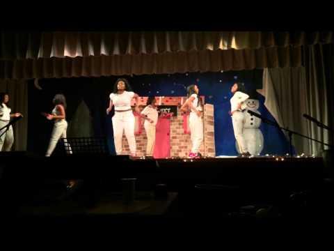 Marta Valle High School Christmas  Show 2015 Dancers